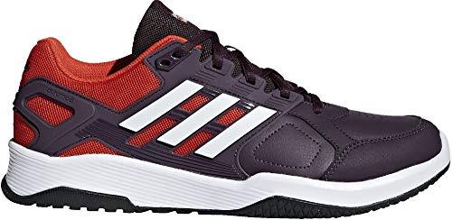 Adidas Duramo 8 Trainer M, Zapatillas de Deporte para Hombre, Rojo (Rojnob/Ftwbla/Roalre 000), 50 2/3 EU