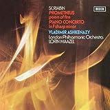 Scriabin: Prometheus Poem Of Fire. Piano Concerto In F Sharp Minor [Vinilo]