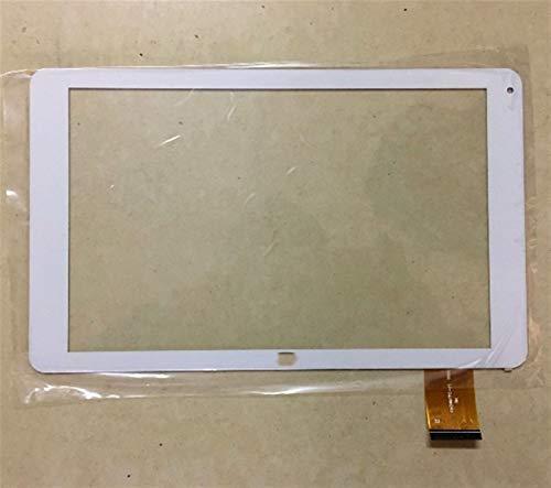 HUOGUOYIN Kit de reemplazo de Pantalla Ajuste for 10.1' Sustitución Archos 101 Platinum 3G de la Tableta de Panel táctil de Cristal digitalizador Sensor Kit de reparación de Pantalla de Repuesto