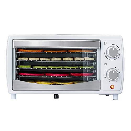 For Sale! SMLZV Dehydrator,Electric Mini Electric Oven Food Dehydrator Machine,260W/Temperature Adju...