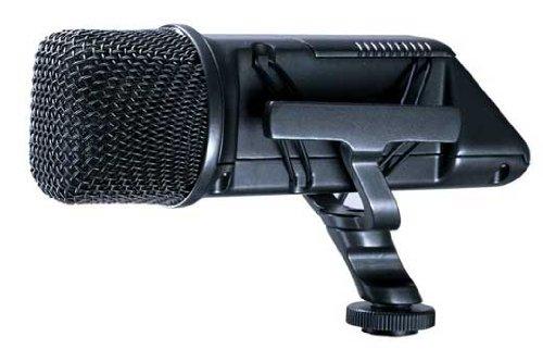 Rode Stereo-VideoMic Kompaktes Richtmikrofon