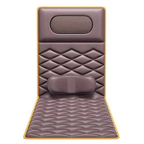 FEFCK Elettrico Materasso Massaggiante può Controllare La Colonna Vertebrale Cervicale del Telecomando E Massaggiatore Posteriore con Il Calore Airbag Elettrico E 10 Teste Vibranti