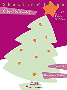 ShowTime Piano Christmas Level 2A (Showtime Piano, Level 2a: Elementary Playing)