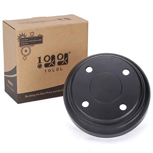 10L0L Rear Brake Drum fits Club Car DS and Precedent 95+ Replaces 1017911-01
