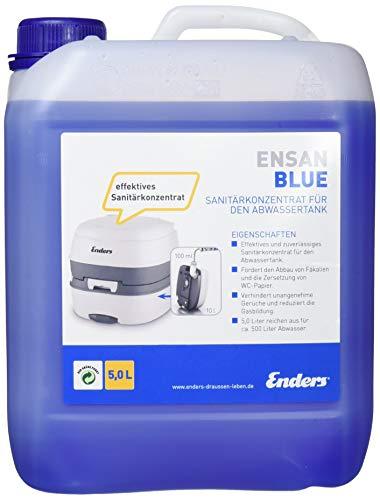 Enders 5018 Ensan Blue 5 Liter Abwasserzusatz