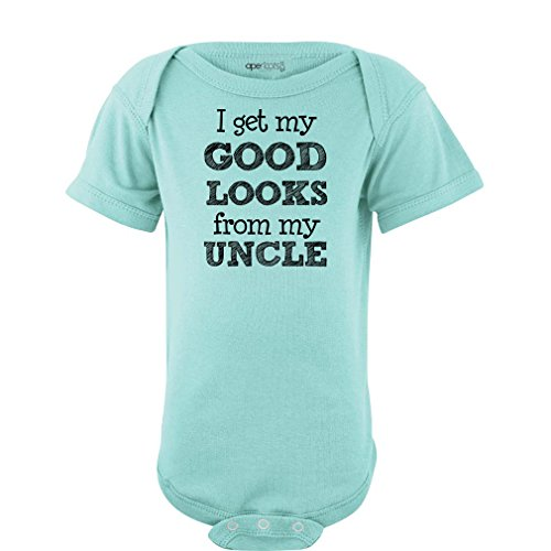 Great Uncle Baby Clothes My Great Uncle Loves Me Baby Onesies