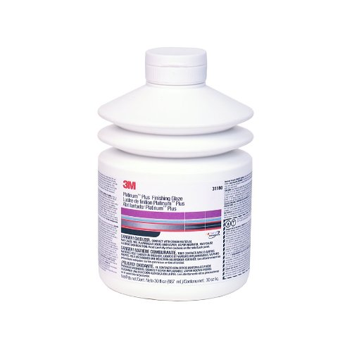 3M Platinum Plus Glaze, 31180, 30 fl oz