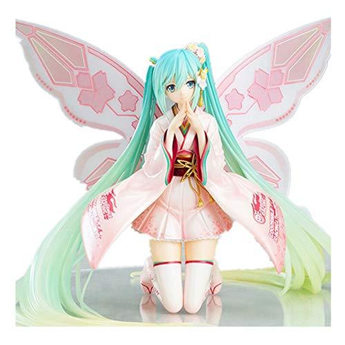 Miku Cheer Kimono, Racing Hatsune, Fairy Pink, Figura Figura