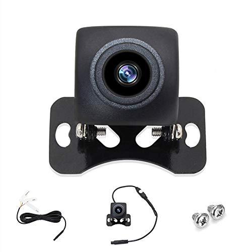 KKmoon Telecamera di Backup Wireless per Auto, Videocamera HD per Retrovisione Veicoli, Videocamera di Backup WiFi con Visione Notturna, Monitor di Retromarcia LCD Impermeabile IP67