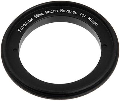 D3000 D200 D70 for Nikon D1 D2 D300 D50 Macro Reverse Ring Camera Mount Adapter D300s D90 D100 D3x,D3s D60 Fotodiox 58mm Filter Thread Lens D3 D3100 D5000 D70s D40 D7000 D80 D40x D700