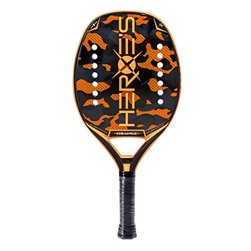 Heroes Racchetta Beach Tennis Racket Orange 2021