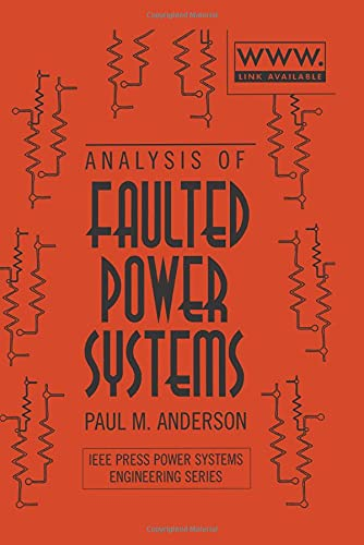 analysis of faulted power systems anderson pdf free download
