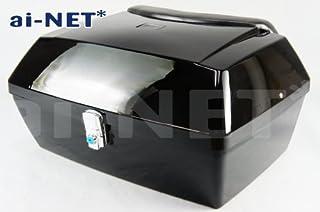 【汎用品】 リアボックス バイク用 ボックス ブラック(黒) 132