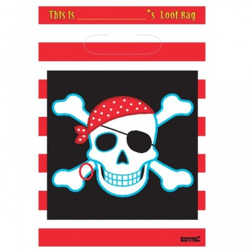 Amscan - Sac Pirates Party