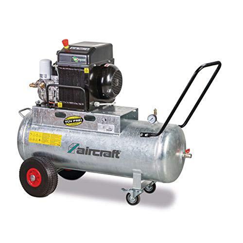 ACS 2,7 – 10 – 100 Compressore a vite AIRCRAFT 2,7 kW 240 l/min, 10 bar – 100 l contenitore