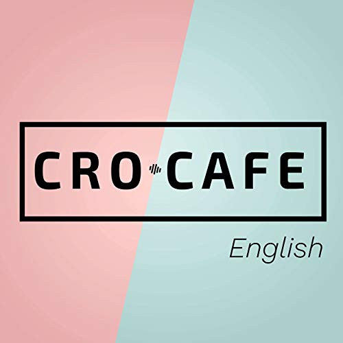 CRO.CAFE English Podcast By Guido X Jansen cover art