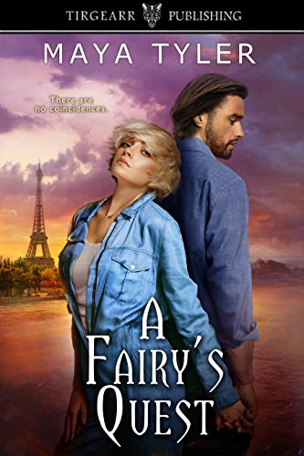 A Fairy's Quest: The Magicals Series, #3 by [Maya Tyler]