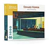 Edward Hopper: Nighthawks - Puzzle (1000 piezas, 73,6 x 50,8 cm)