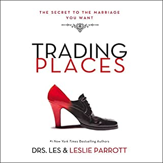 Trading Places audiobook cover art