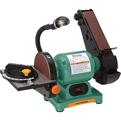 Where To Buy Grizzly H7761 6 Inch Combo 2 Inch Belt Sander