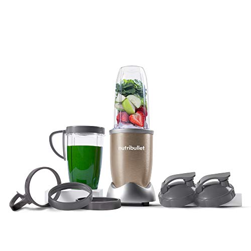 NutriBullet Pro - 13-Piece High-Speed Blender/Mixer System with...