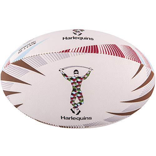 Gilbert Ballon de Rugby Supporter Harlequins
