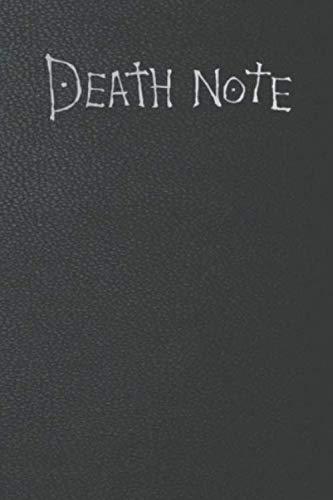 Death Note: journal notebook
