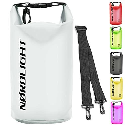 Dry Bag 2L Wasserdichter Beutel - (Transparent) Handytasche Und Strandsafe Dokumententasche für, Strand, Kanu, Stand Up Paddling, Tauchen