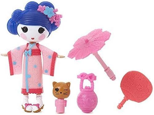 Mini Lalaloopsy Wave 16 3  8cm Doll - Yuki Kimono by Lalaloopsy