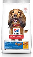 Hill's Science Diet Adult Oral Care Chicken, Rice & Barley Recipe Dry Dog Food 12kg Bag