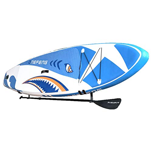 4boarder® Sup-RACKy Montaje Soporte de Pared para Sup (Stand up ...