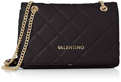 Mario Valentino Valentino by Ocarina, Satchel. Donna, Nero, 9x17x25.5 centimeters (B x H x T)