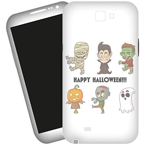 My Custom Style Cover 2D #Halloween-Happy# per Samsung Galaxy S5