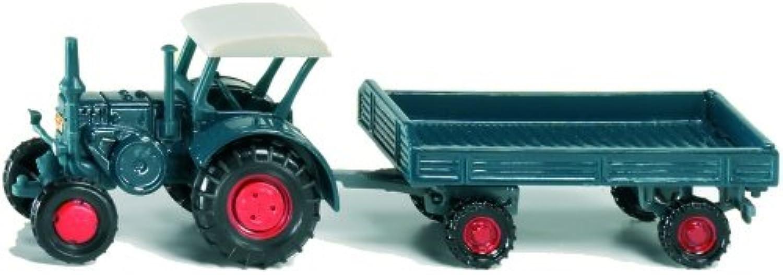 barato en alta calidad SIKU 1635 - Coche de juguete con remolque, Color azul azul azul  sin mínimo