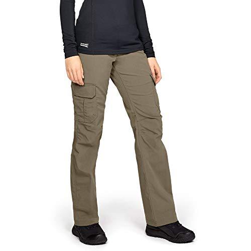 Under Armour Women's Tactical Patrol Pants II , Bayou (251)/Bayou , 6