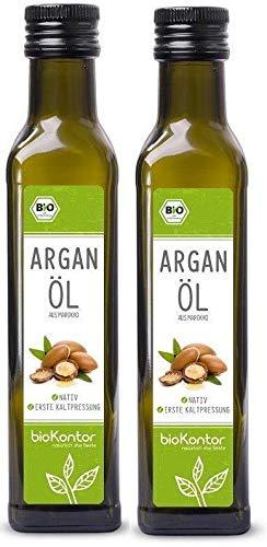 Arganöl Bio - nativ, kaltgepresst, 100% rein von bioKontor (500ml)