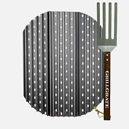 Cut to fit GrillGrates for 22