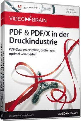 PDF & PDF/X in der Druckindustrie (PC+MAC-DVD) [import allemand]