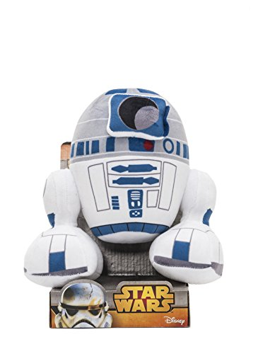 Star Wars - R2D2 en Steam Velboa Felpa, 25 cm de displaybox