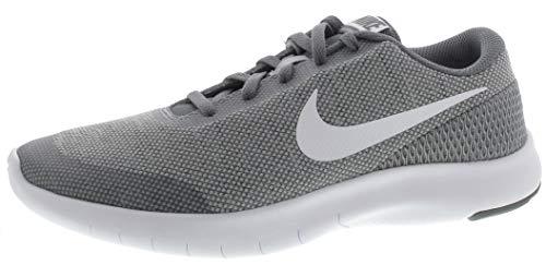 Nike Flex Experience Rn 7(GS) (5.5 M US Big Kid, Wolf Grey/White/Cool Grey)