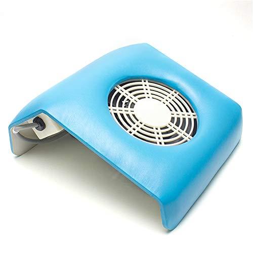 Nagelstofzuiger van goede kwaliteit, elektrische ventilator, spijkers, stofcollector, manicure, pedicure kunstsalon, gereedschap, 220 V/110 V, met twee stofzakken, G