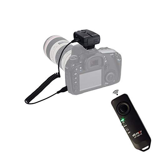 Viltrox JY-120-N3 DSLR-Kamera, kabellos, Fernauslöser, Empfänger, 2,4 G, für Nikon D3300 D3200 D5600 D5300 D5500 D7100 D7200 D750 DF Z7