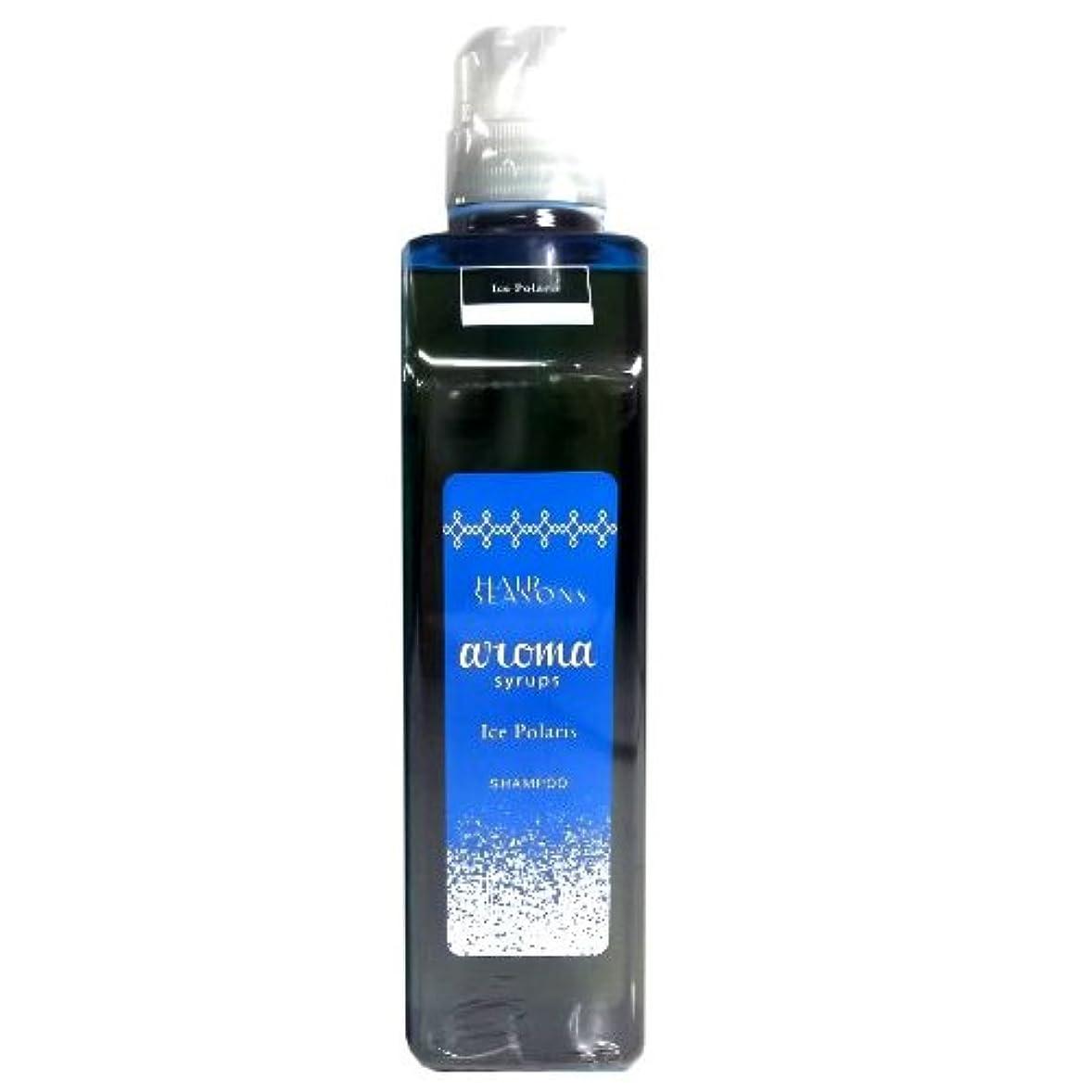 追い越す研究植物のデミ ヘアシーズンズ アロマシロップス アイスポラリス トリートメント 550g DEMI HAIR SEASONS aroma syrups