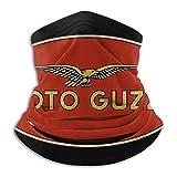 Moto Guzzi - Bufanda unisex de microfibra para el cuello, a prueba de viento, a prueba de polvo