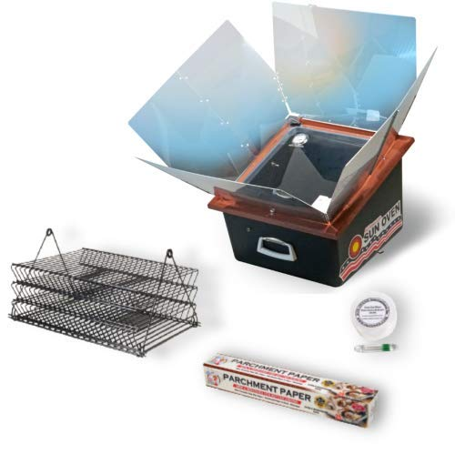 Sun Oven All American with Dehydrating and Preparedness Accessory Package