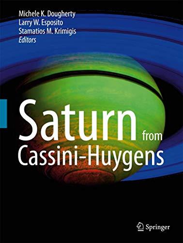 Saturn from Cassini-Huygens