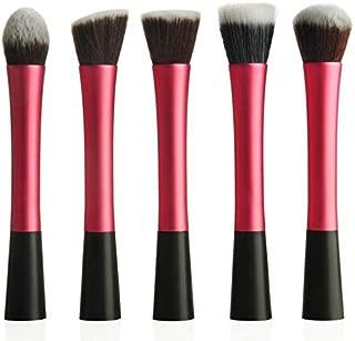 Synthetic Kabuki Makeup Brush, Set of 5 Piece [FAS-MB-13-R]