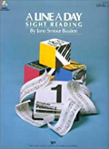 A Line a Day: Sight Reading Level 2