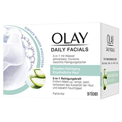 Procter & Gamble -  Olay Daily Facials