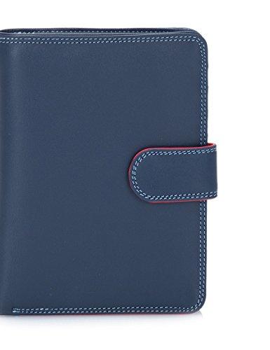 mywalit - leder damen Geldbörse -large wallet/zip purse - 229-127 royal